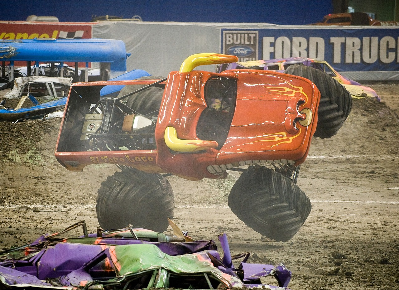 Monster Jam in Deutschland