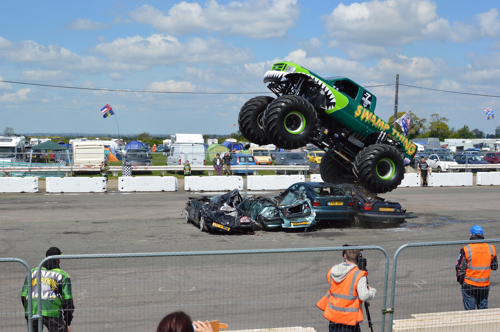 Der Monster Truck Film