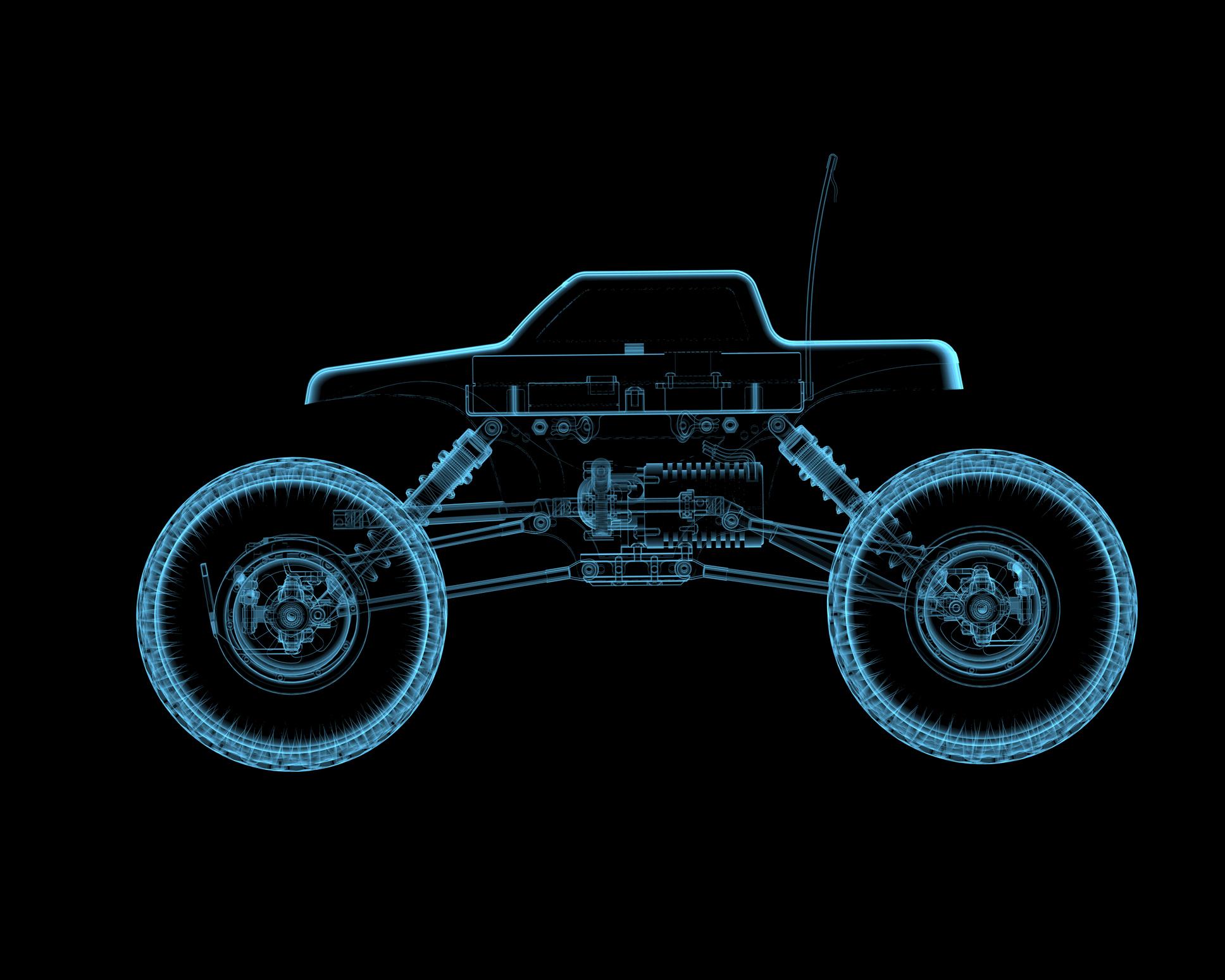Spezialanfertigungen für Monster-Trucks